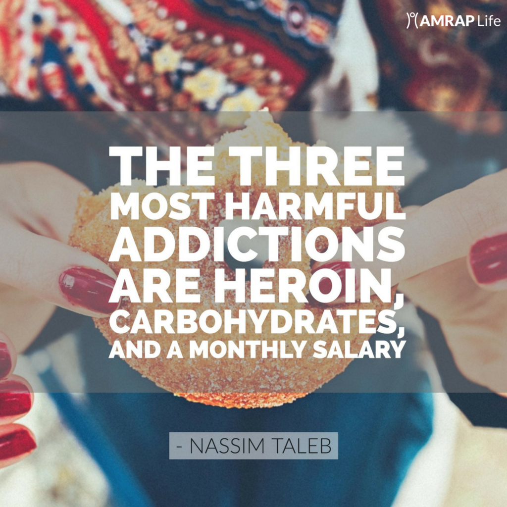 the three most harmful addictions