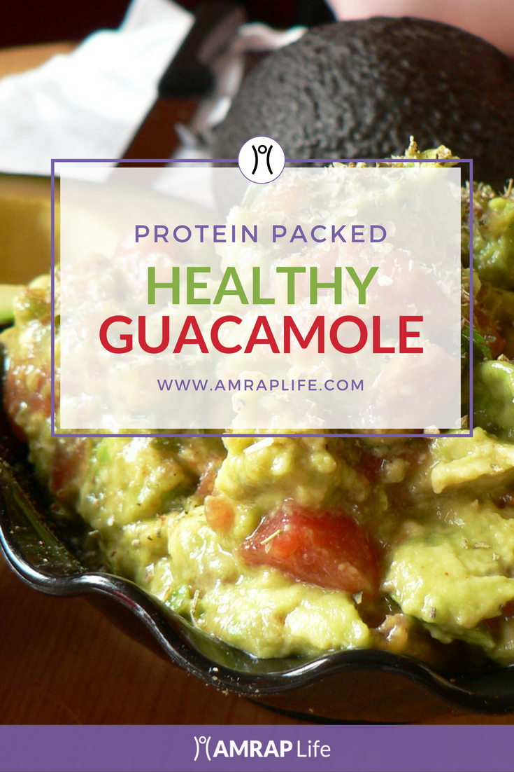 Protein Packed Guacamole Recipe (10g+ Protein!)