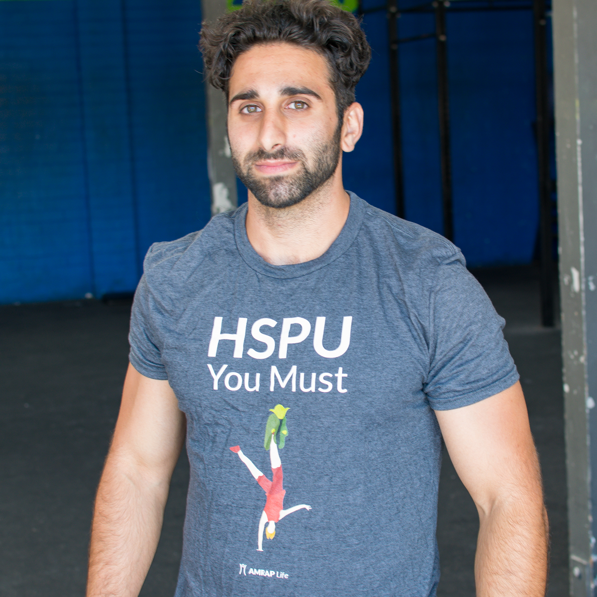 HSPU You Must Short Sleeve T-Shirt