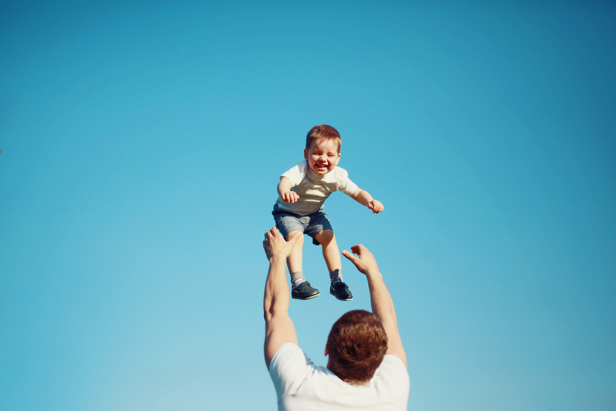 What Functional Fitness Means to a Dad