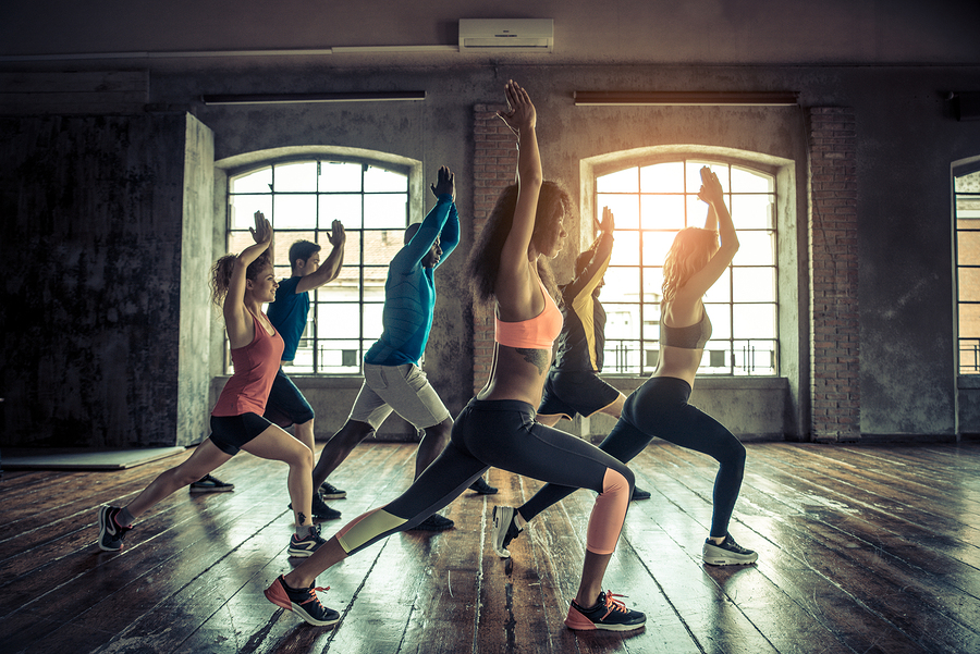 I Joined a Fitness Group and This Is What Happened