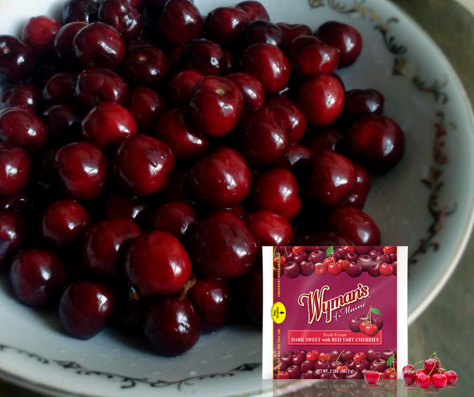 My Favorite Workout Recovery Smoothie: Cherry Vanilla