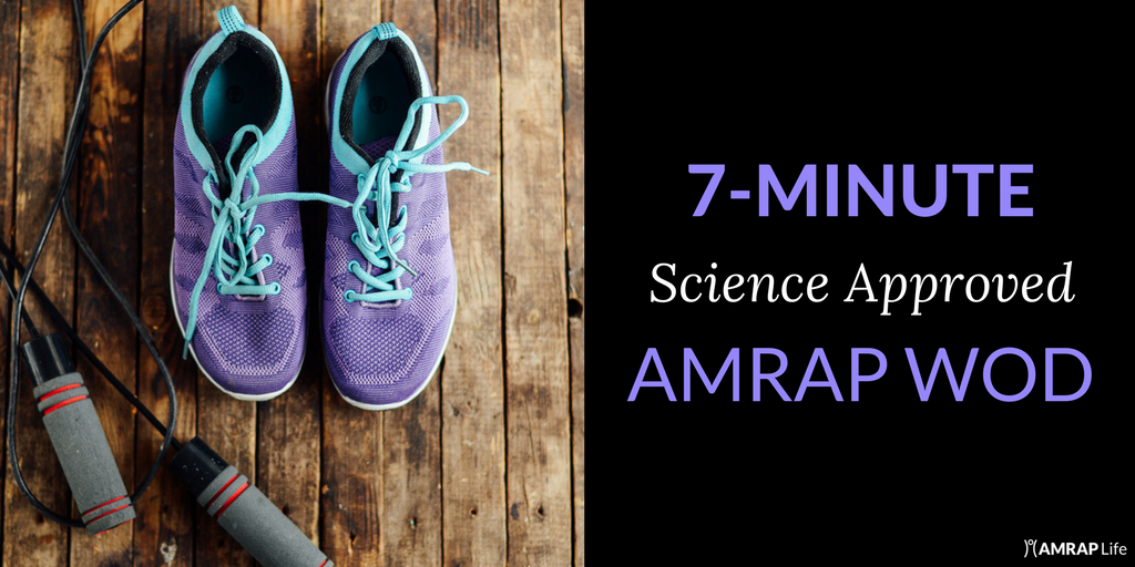 Here's Exactly How to do the 7-Minute, Science Approved Workout