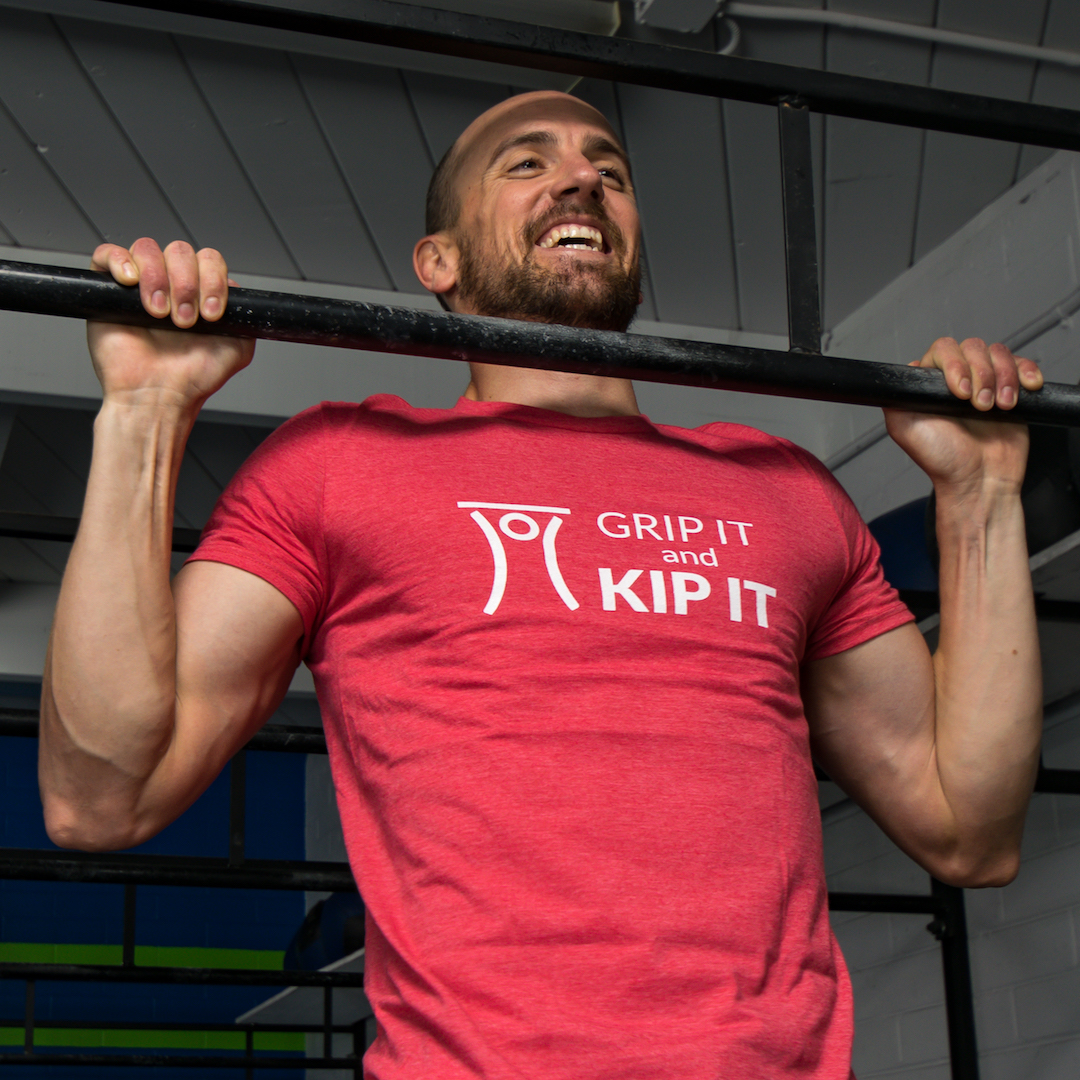 Grip It and KIP IT Short Sleeve T-shirt