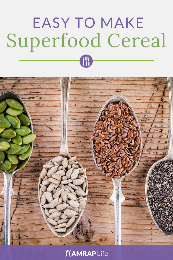 Easy Superfood Cereal Recipe