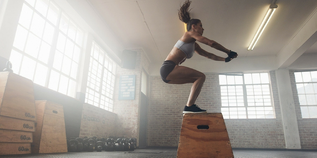 3 Ways to Improve Your Box Jump