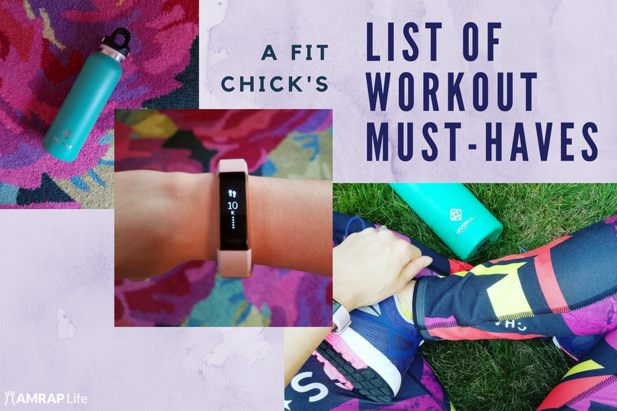 6 Workout Must-Haves This #FitChick Swears By
