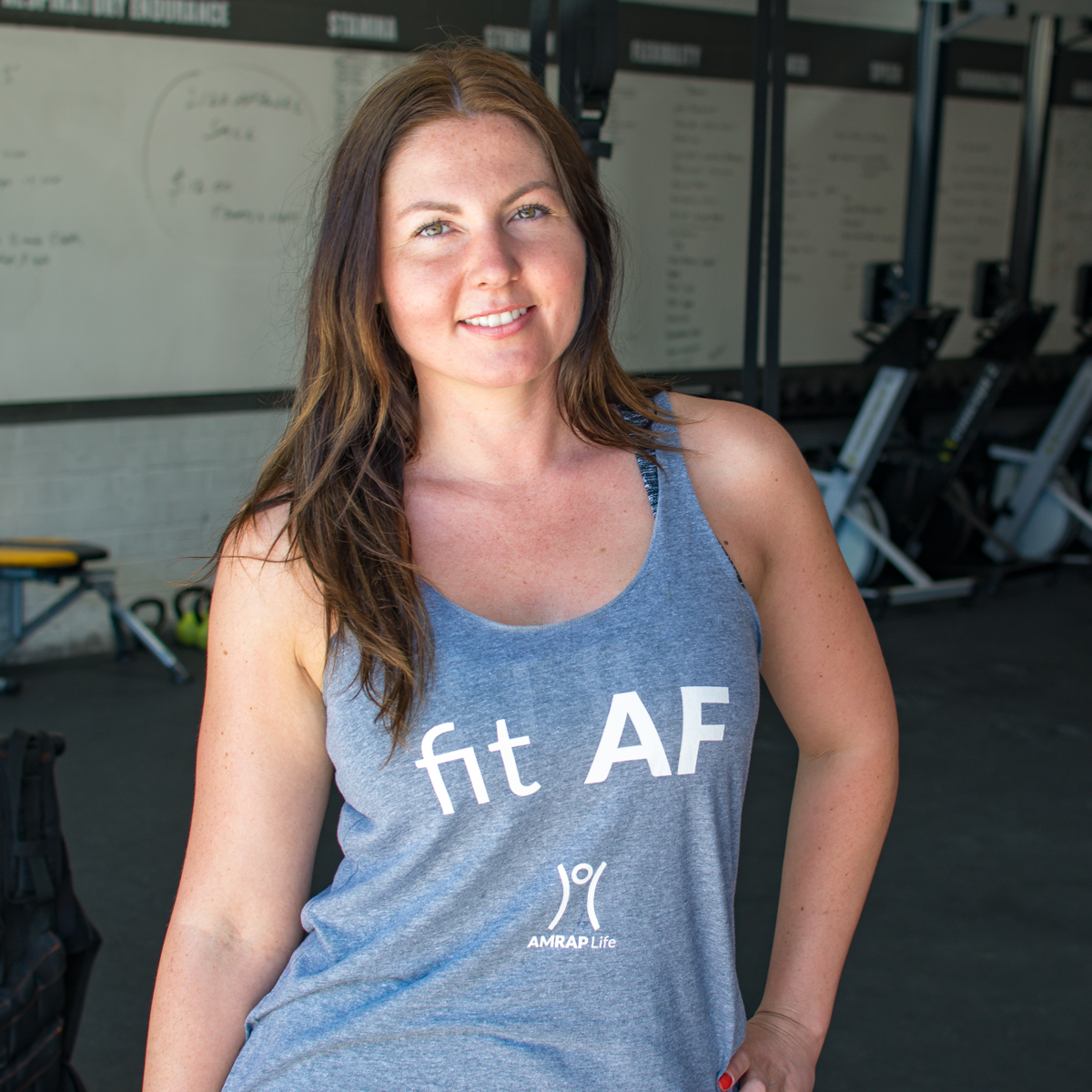 Fit AF Women's Tank Top