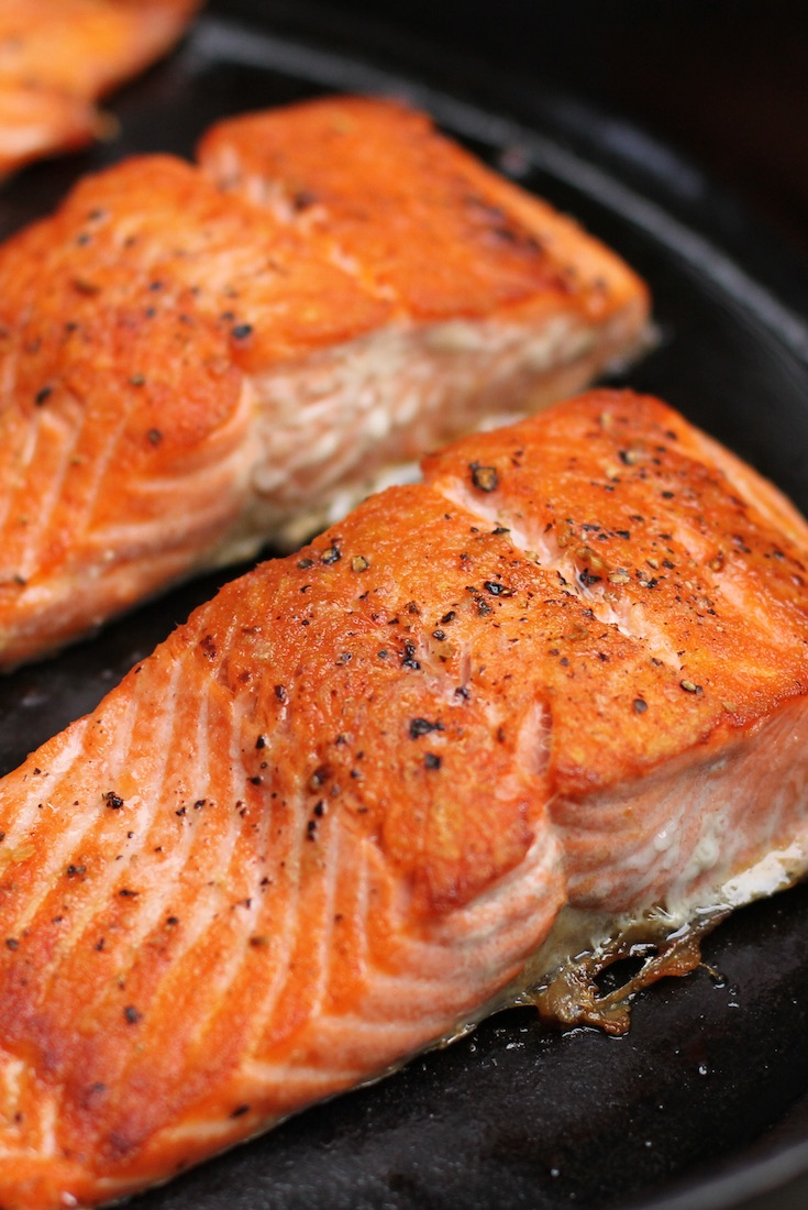 Simple Salmon: how to cook salmon perfectly every time