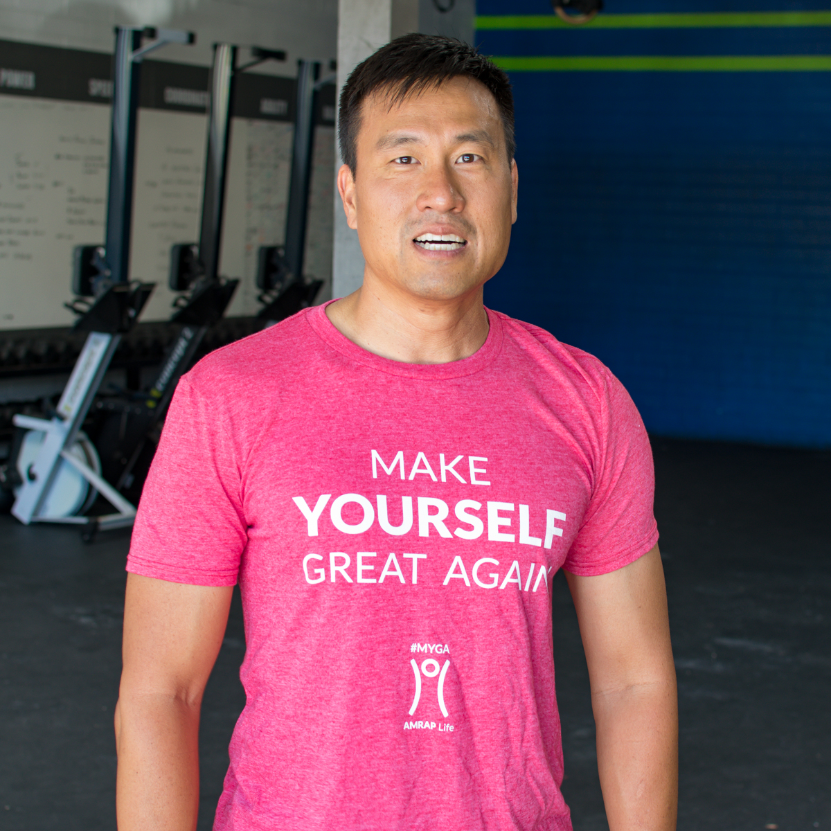 Make Yourself Great Again Short Sleeve T-Shirt