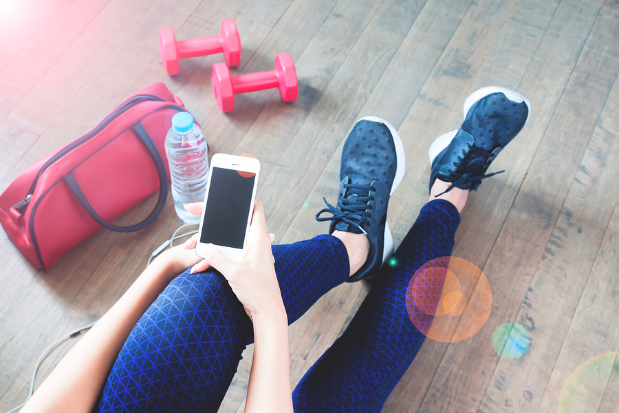Get Your Fitness Motivation On With A Virtual Workout Buddy