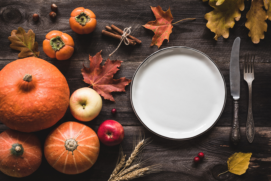 Follow This Formula to Craft a Healthy Thanksgiving Plate